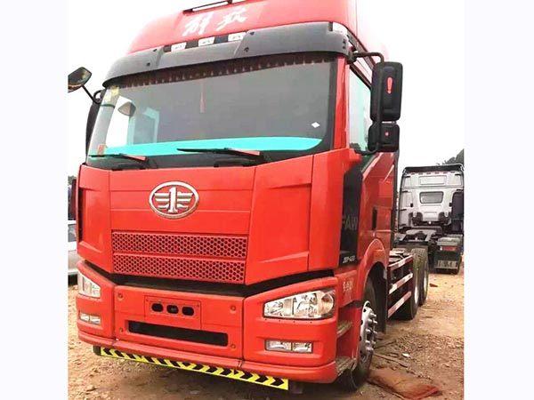 解放J6牵引车头,国四,标载型420马力